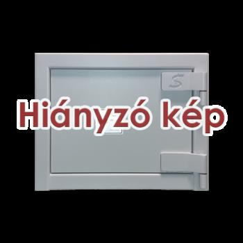 Fortuna 4 bútorszéf, kulcsos zárral - Strauss Metal