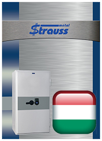 Strauss Metal magyar nyelvű katalógus