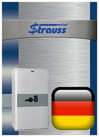Strauss Metal német nyelvű katalógus