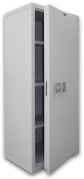 Biztonsági iratszekrény - ET-2  - fémszekrény, lemezszekrény