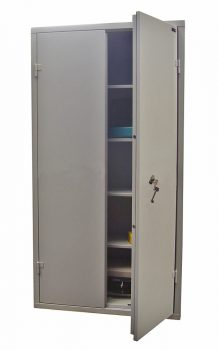 Biztonsági iratszekrény - ET-3  - fémszekrény, lemezszekrény